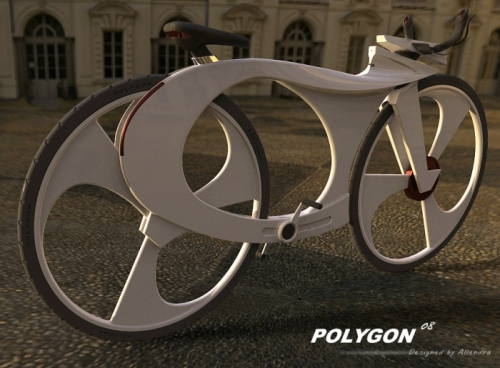 Bicicleta Polygon